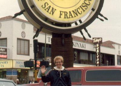 Larry in San Francisco